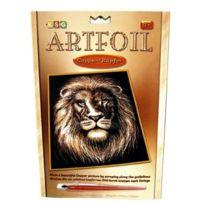 Kitfix Swallow Group Ltd - Ksg Artfoil Copper Lion