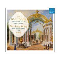 Deutsche Harmonia Mundi - Bach Sons,the