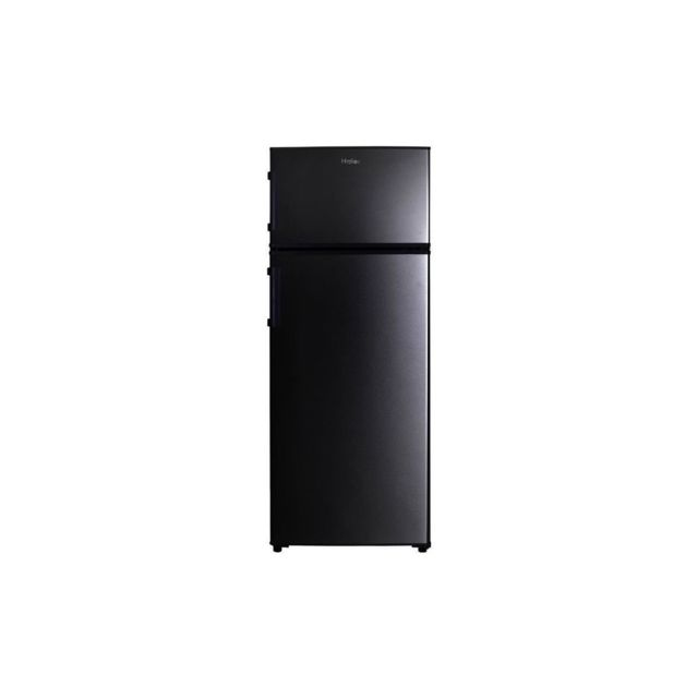haier htm 546b refrigerateur double porte 210 l 170l. Black Bedroom Furniture Sets. Home Design Ideas