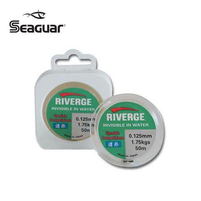 Nylon De Peche Seaguar Riverge Competition Fluorocarbone