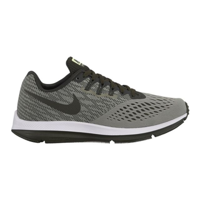 new arrival 5834e c54bf Nike - Chaussure de running Zoom Winflo 4 - 898485-012 - pas cher Achat    Vente Baskets femme - RueDuCommerce