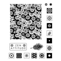 Artemio - Tampon Transparent Zen - Artémio