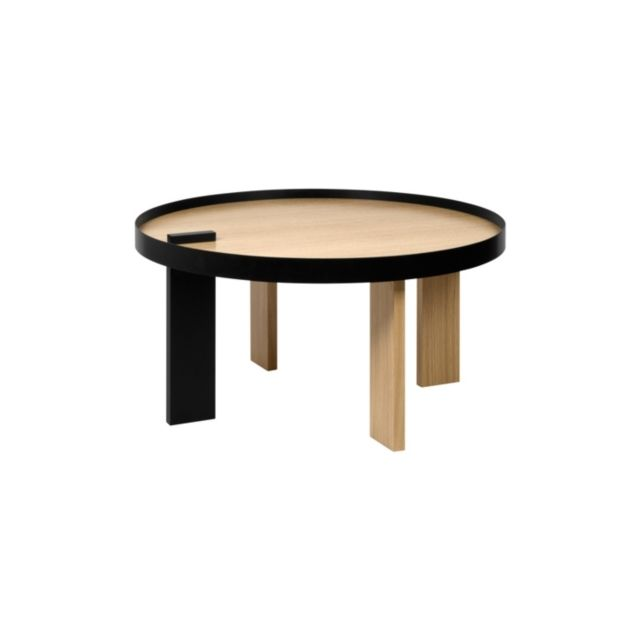 Camif Table basse Bruno, Tema Home