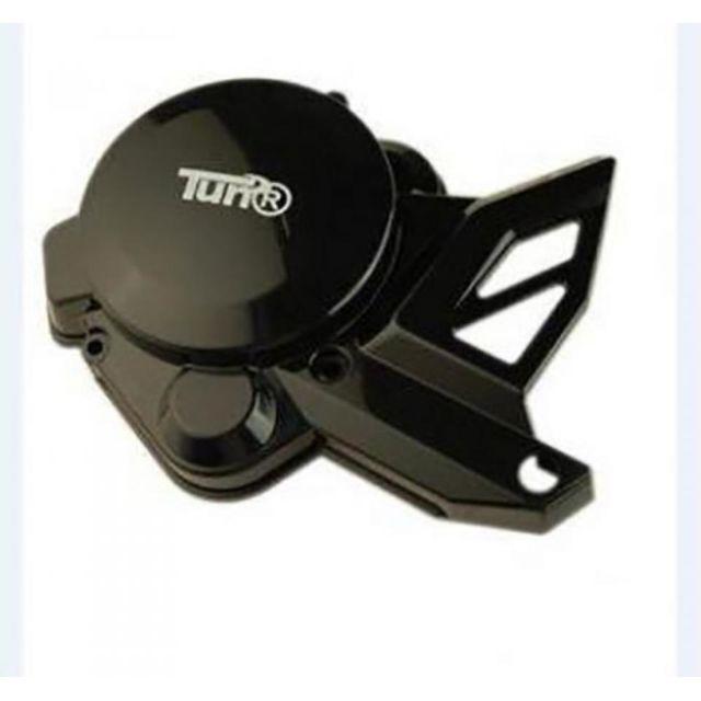 Carter allumage TNT Moto Derbi 50 Senda 1996-2005 noir et carbone Neuf
