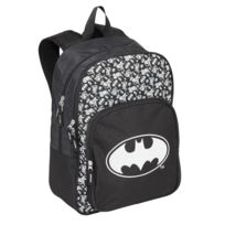 Batman - Sac à dos noir - 2 Compartiments - L 31 cm