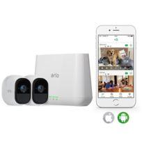 ARLO - Pack de 2 caméras de surveillance PRO