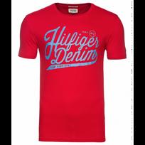 Tommy Hilfiger - T-shirt Hilfiger Denim Federer Rouge 1957847773 Taille L