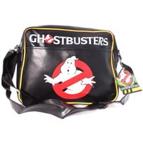 Cotton Division - Sac Besace Logo Ghostbuster