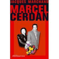 Editions l'Equipe - Marcel Cerdan