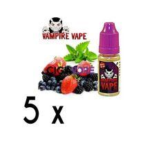 Vampire Vape - Lot 5 e-liquides Bat Juice - 6mg soit 4,90 euros le flacon 10ml