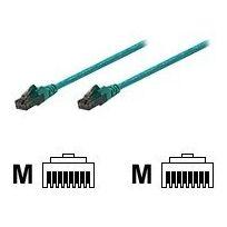 Intellinet - Patch-Kabel - Rj-45 M Rj-45 M 1 m - Paare in Metallfolie PiMf