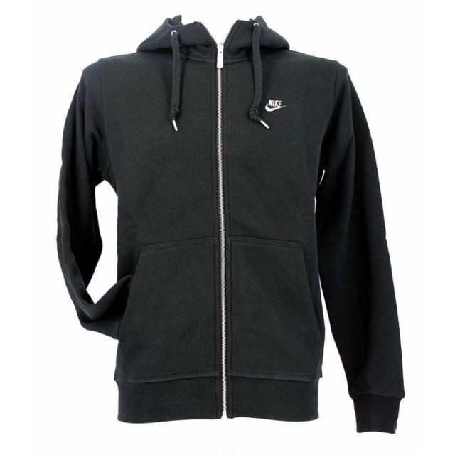 Nike Sweat Aw77 Contender Full Zip Hoody 382080 011