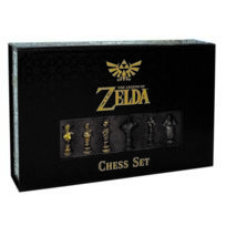 ABYSSE CORP - Jeu Échecs - The Legend of Zelda Collector - JDPNIN008
