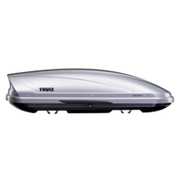 Coffre de toit Motion 600 Argent 320L