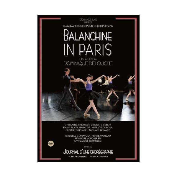 Doriane Films Balanchine in paris