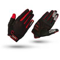 GripGrab - SuperGel Xc - Gants - rouge/noir