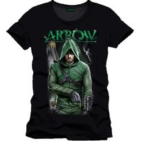 Cotton Division - Arrow T-shirt Face To Face Noir L