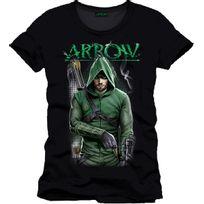 Cotton Division - Arrow T-shirt Face To Face Noir M