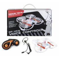 Dickie - Rc Voice Control Quadrocopter