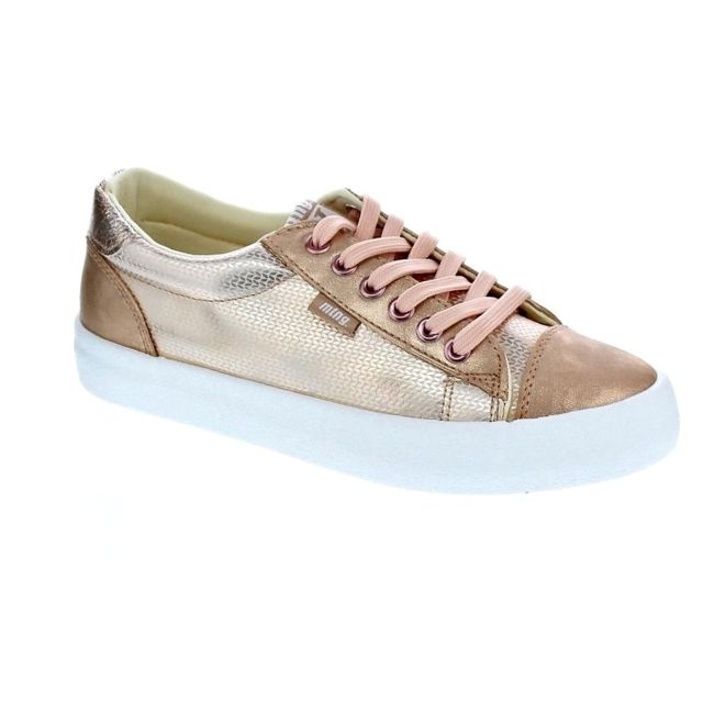 Chaussures Baskets Pas Femme Mustang Cher Basses Modele 69239 WrdCxBoe