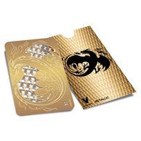 """V Syndicate Grinder Card - Carte grinder """"Gold Dragon"""