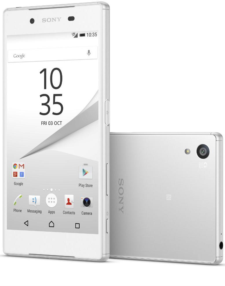 Xperia Z5 - Double SIM - Blanc