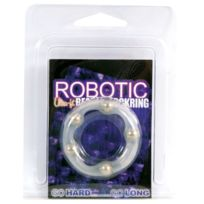 Sevencreations - Cockring Robotique Perles
