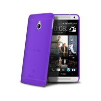 Caseink - Coque Housse Etui Translucide Ultra Fine 0.3mm Htc One mini M4, Violette