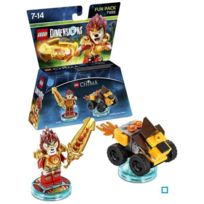 Warner Games - Lego Dimensions - Laval - Lego Chima