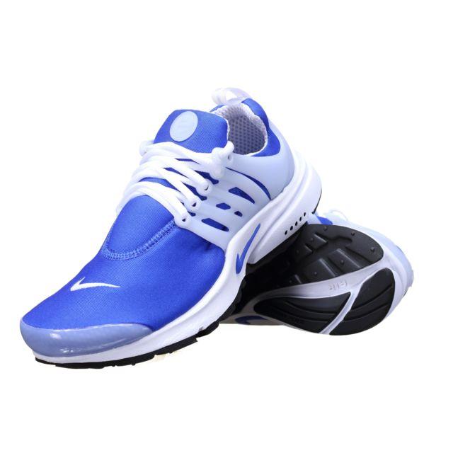 Nike 401 Chaussure Air Presto 848132 401 Nike Bleu pas cher Achat ca81f0