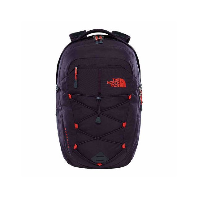 7fedef3bd2 The north face - Sac à dos The North Face Borealis 25L lilas rouge femme