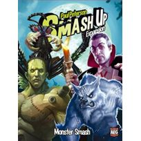 Alderac Entertainment - Smash Up: Monster Smash Card Game Expansion