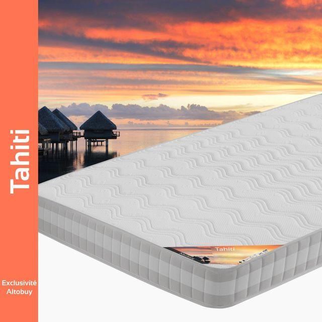 Altobuy Tahiti - Matelas 160x200cm