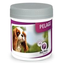 Pet-Phos - Complément alimentaire Pelage pour chien boîte 450 comprimés