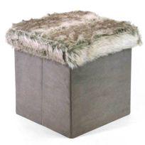 pouf poire fausse fourrure achat pouf poire fausse. Black Bedroom Furniture Sets. Home Design Ideas