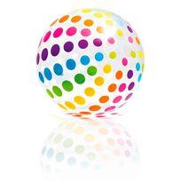 Provence Outillage - Ballon gonflable géant Intex diam.107 Cm