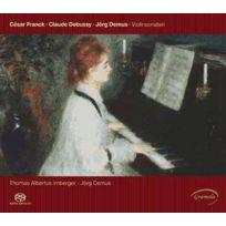 Gramola - César Franck | Claude Debussy | Jorg Demus - Sonate pour violon et piano | Sonate pour violon et piano | Sonate pour violon et piano