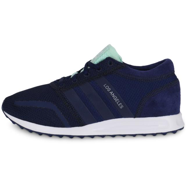 Adidas originals Los Angeles Bleu Et Vert Running Femme