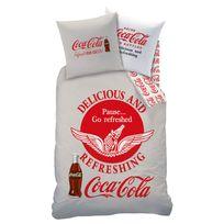 Coca cola - Housse De Couette + 1taie