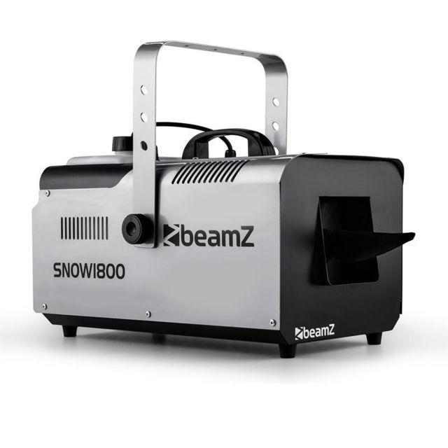 beamz snow1800 machine neige pas cher achat vente machines bulles rueducommerce. Black Bedroom Furniture Sets. Home Design Ideas