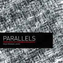 Marquis - Parallels: Piano Music Of Scriabin & Roslavets - Cd