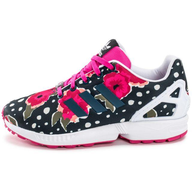 acheter adidas zx flux multicolor