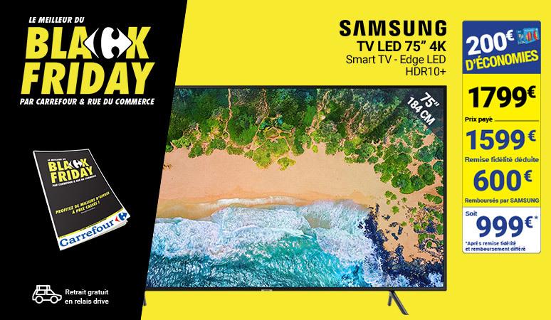 Black Friday - Samsung