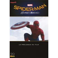Panini Editions - Spider-man Hors-serie N.1 ; homecoming
