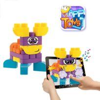 Chicco - Blocs de construction App Toys : 40 pièces : Animaux de la ferme
