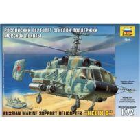 Zvezda - Maquette hélicoptère : Kamov Ka-29 Helix B