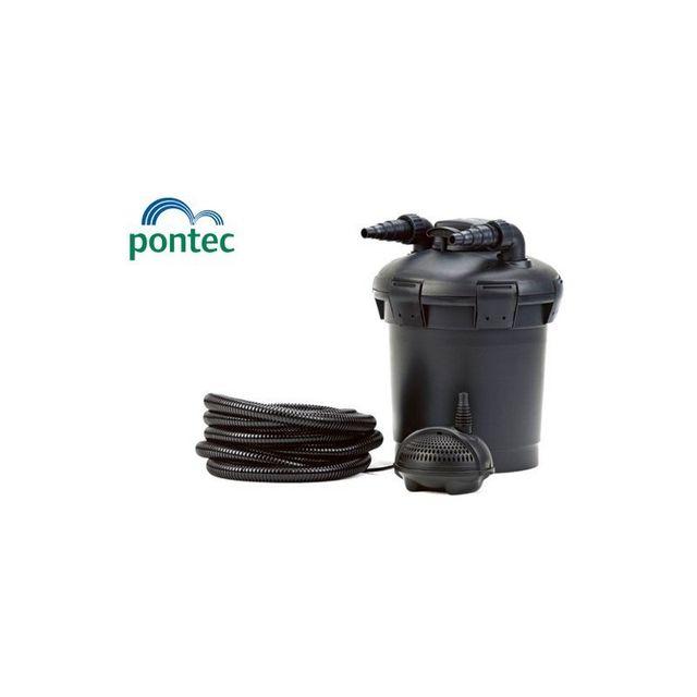 Aqua occaz filtre sous pression avec uv pour bassin de for Pompe uv pour bassin