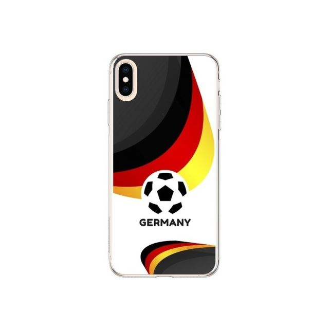 coque iphone xs foot