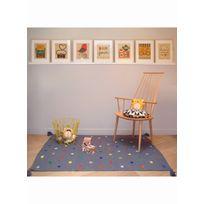 ART FOR KIDS - Tapis pour enfants chambre ETOILES