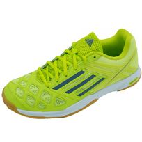 Adidas - Performance-Chaussure Feather Team Jaune B40156